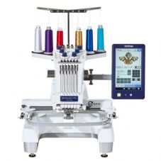 Training for the Brother PR670e embroidery machine